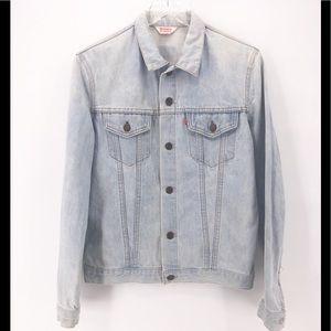 Vintage Levi's Jean Trucker Jacket Made In France